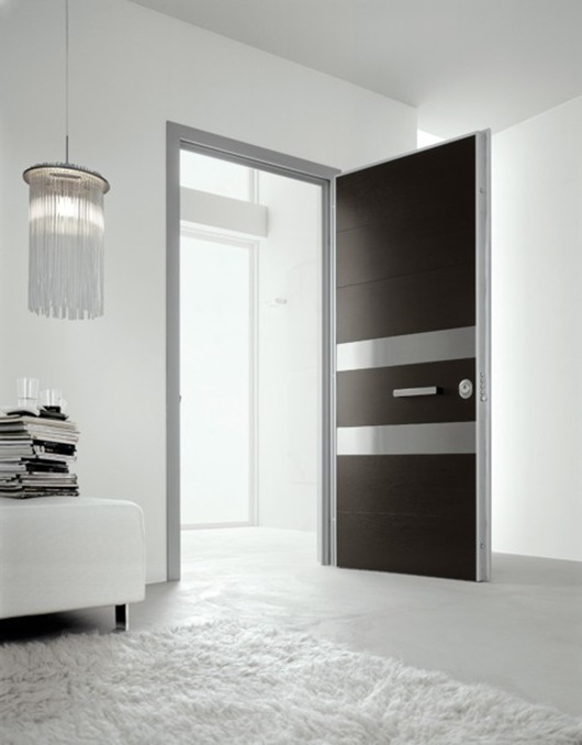 Puertas modernas para hogares contempor neos de oikos for Recamaras minimalistas precios
