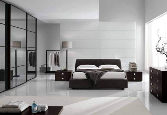 Recamaras dormitorios interiores for Diseno de interiores para cuartos
