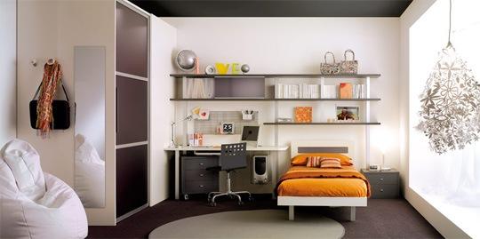recamaras dormitorios juveniles On recamaras pequeñas juveniles