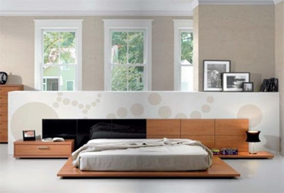 Camas a ras de piso interiores - Somier japones ...