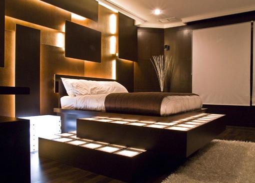 diseo de recamaras15 thumb 21 diseños modernos y elegantes de dormitorios