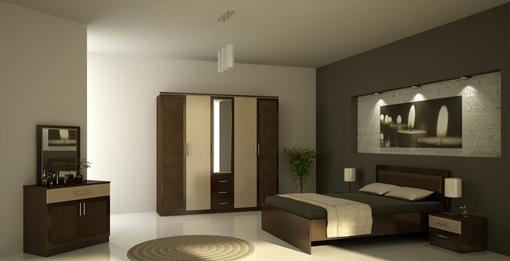 Bedroom Set Godrej