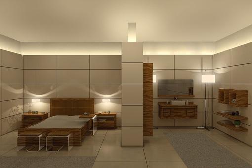 21 dise os modernos y elegantes dormitorios interiores Diseno de interiores recamara principal