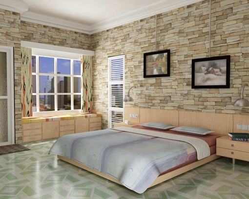 diseo de recamaras7 thumb 21 diseños modernos y elegantes de dormitorios