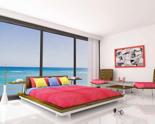 diseo de recamaras8 thumb 21 diseños modernos y elegantes de dormitorios