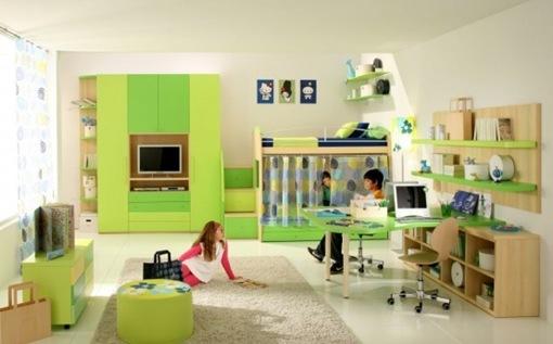 Recamaras infantiles por Giessegi_06