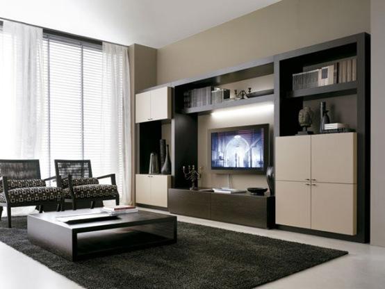 25 Salas de estilo moderno y minimalistas por Tumidei | Interiores