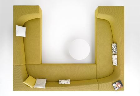 modern modular sofa sectionals bora bora mdf italia