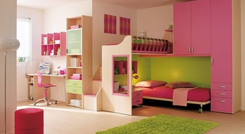 15-Cool-Ideas-for-pink-girls-bedrooms-2-554x302