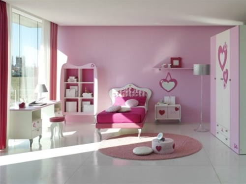 15-Cool-Ideas-for-pink-girls-bedrooms-7-554x415