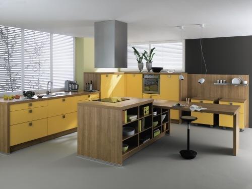 cocina contemporánea por Alno 02