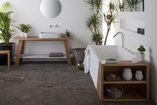 baño moderno por omvivo