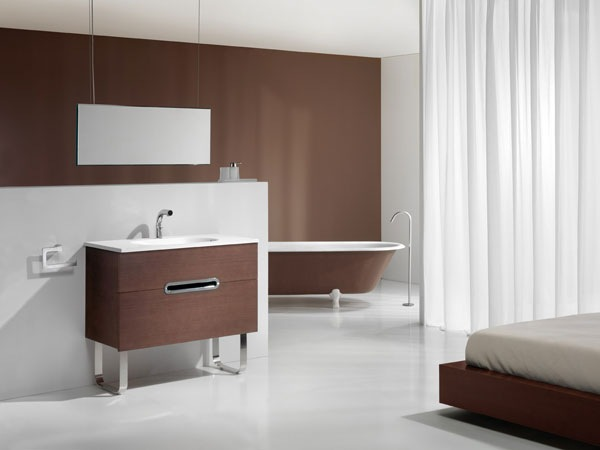 Hermosos ba os modernos interiores for Banos modernos diseno interior