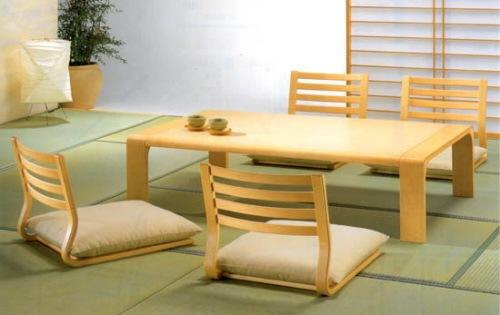 Sillas Para El Comedor Al Estilo Japon 233 S Interiores