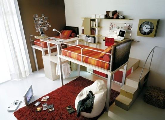 Ideas inteligentes para decorar casas peque as - Ideas para casas pequenas ...
