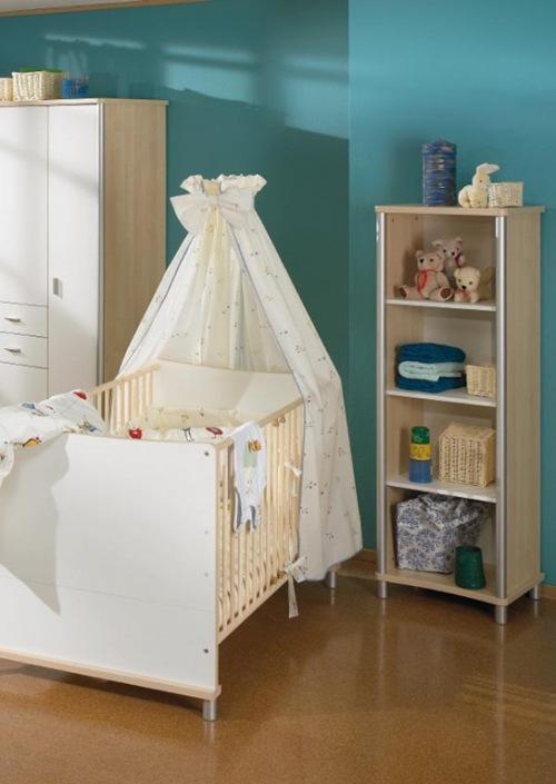 18 ideas para el dormitorio del bebe por paidi interiores - Ideas para bebes ...