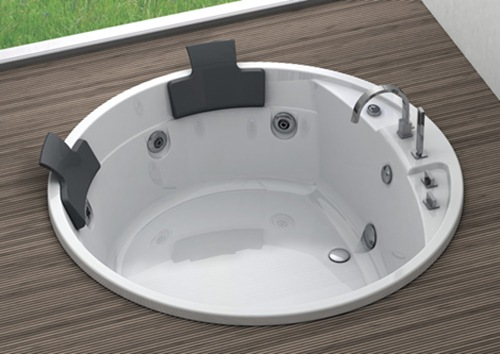 Tinas De Baño Pequenas:Blubleu nos presenta su mas reciente coleccion de tinas de baño que a