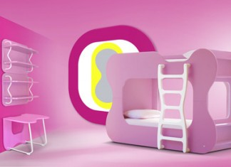 neo set karim rashid kids furniture
