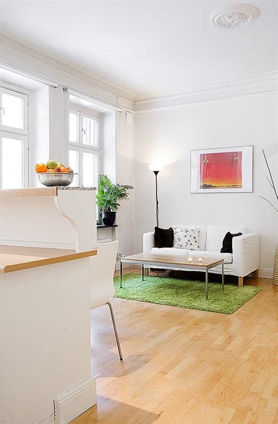 Dise o de interiores para peque os departamentos interiores for Diseno de interiores espacios pequenos