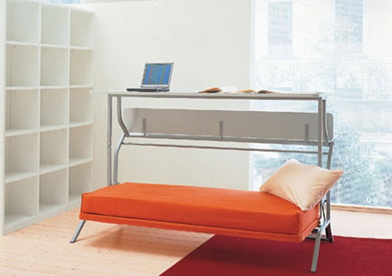 small space folding beds