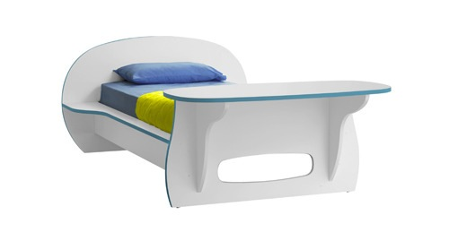 Dormitorios infantiles dise ados por karim rashid interiores for Recamaras individuales contemporaneas