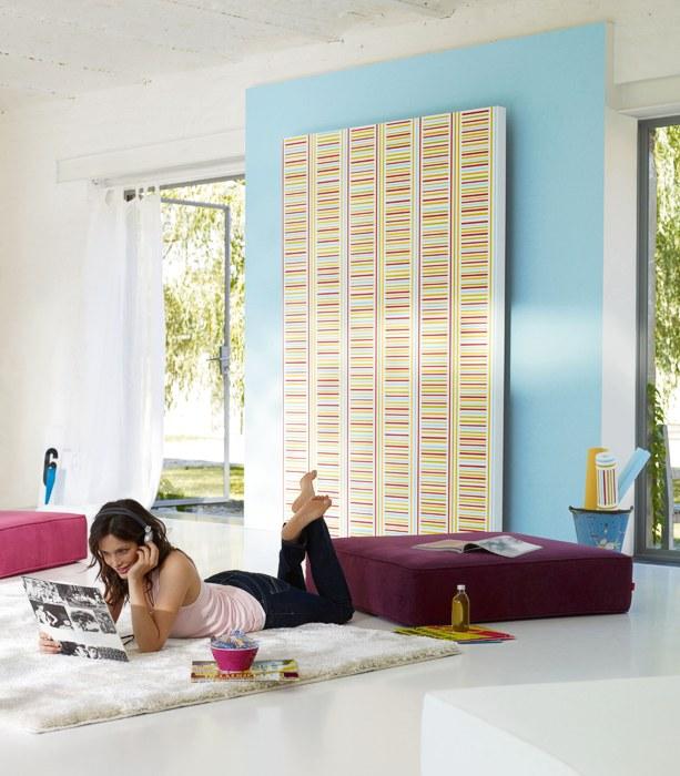 Rayas o Líneas para decorar un cuarto juvenil | Interiores