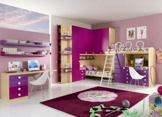 ideas para decorar cuartos infantiles pequeos