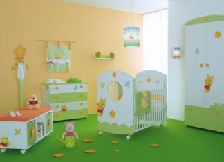 Diseño de cuartos para bebe Archives | Interiores