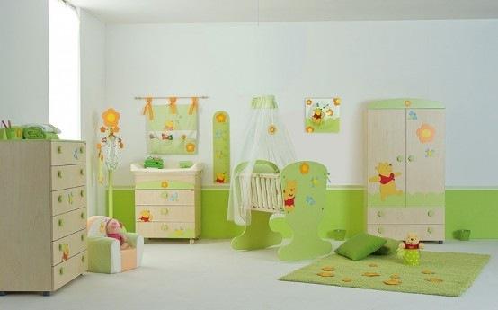 habitacion para bebe inspirada en winnie pooh 04