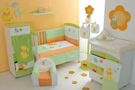 habitacion para bebe inspirada en winnie pooh 05
