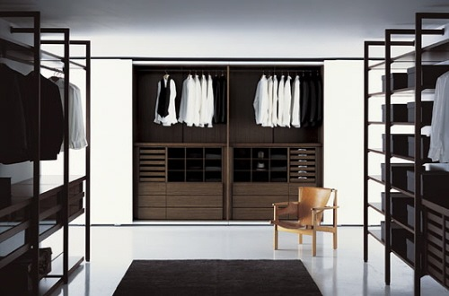 Walking Closet Designs