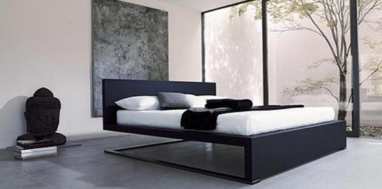 12 magnificos ejemplos de recamaras minimalistas for Decoracion de recamaras modernas y minimalistas