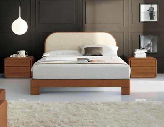 Recamara minimalista elegante foto de nueva en recamara for Coppel recamaras completas