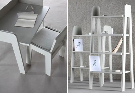 mobiliario minimalista para niños 07