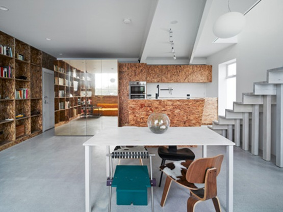 Interiores - Cubby House 05
