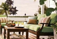 Muebles de madera para tu jardín 07