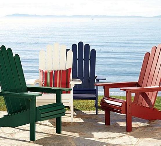 Muebles de madera para tu jardín 01