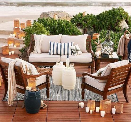 Muebles de madera para tu jardín 04