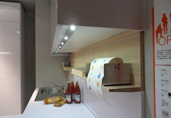 cocina moderna para espacios pequeños 02