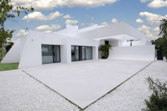 Casa moderna minimalista y lujosa 04