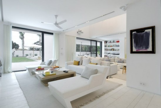 Casa moderna minimalista y lujosa 05