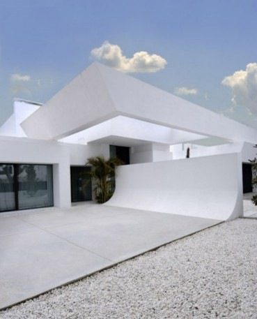 Casa moderna minimalista y lujosa 07