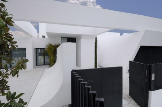Casa moderna minimalista y lujosa 08
