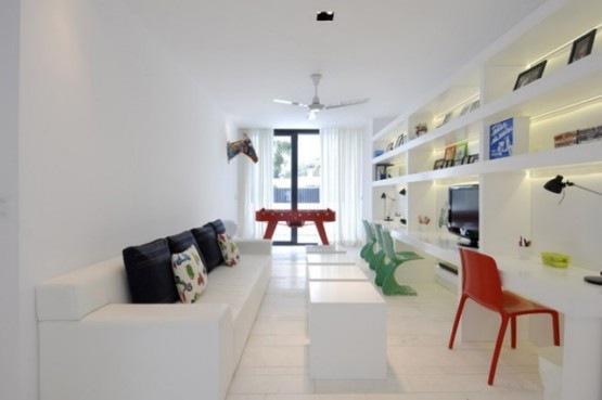 Casa moderna minimalista y lujosa 12