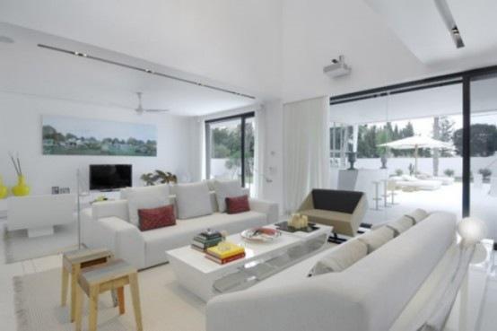 Casa moderna minimalista y lujosa 13