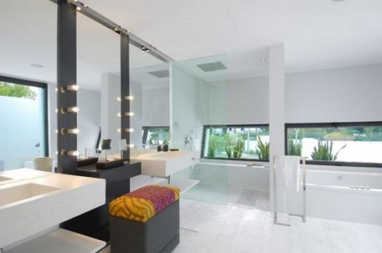 Casa moderna minimalista y lujosa 14