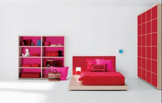 12 modernas y elegantes habitaciones para los adolescentes for Cuartos minimalistas para jovenes