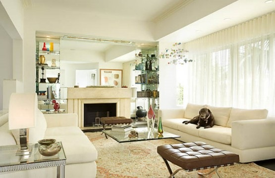 12 ideas para decorar tu sala de estar interiores