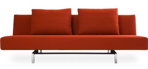 Sofa cama moderno y elegante por niels bendtsen interiores - Sofa camas modernos ...