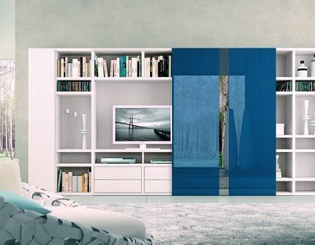 Muebles modulares para la tv interiores for Muebles modulares de cocina baratos